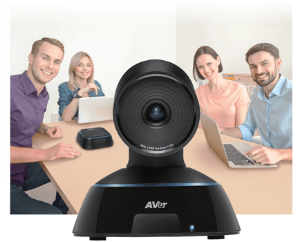 Online Meeting Camera AVer VC322