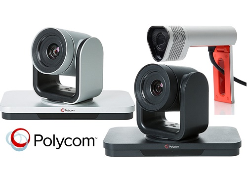 So sánh Camera của Polycom Group Series