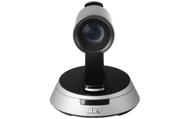 The AVer SVC100 is equipped with an eCam PTZ III camera