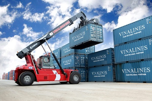 Video conferencing project for Vinalines Container