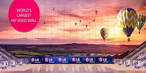 Màn hình ghép video wall LG