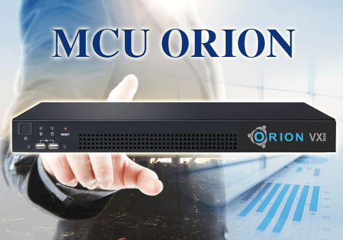 MCU Orion VX1000 multi-point management device