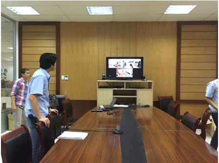 Image Conferencing System for Sung Hyun Vina 1