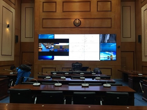 Video conferencing system for Hai Phong Navy 2