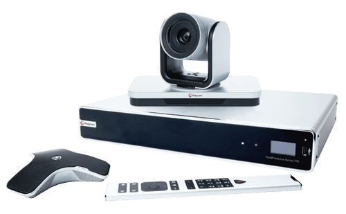 Polycom Group 700 video conferencing