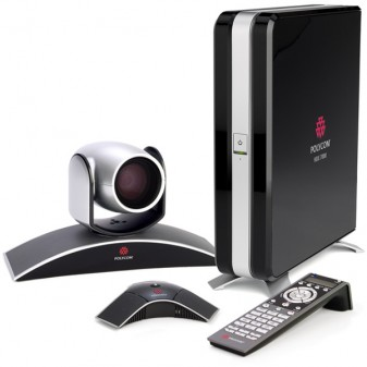Polycom HDX7000 Video Conferencing Equipment