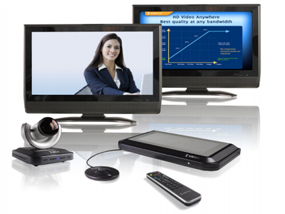 Lifesize Express 220 video conferencing equipment