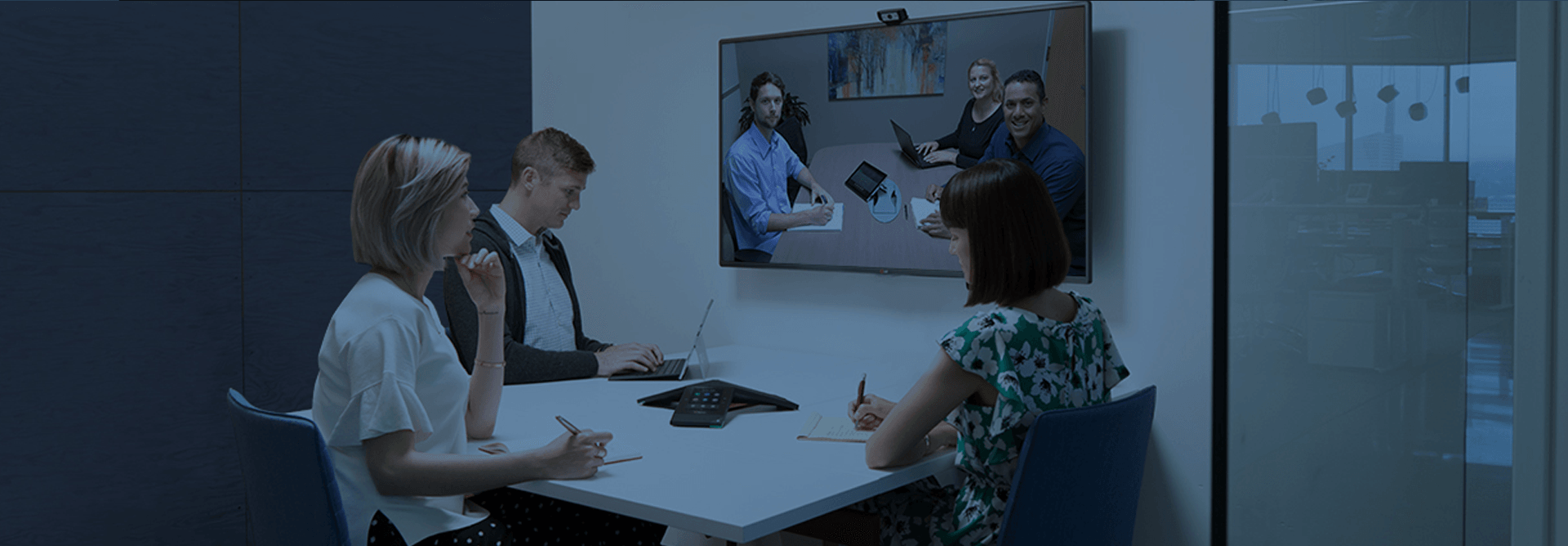 Transform your workflows with Polycom