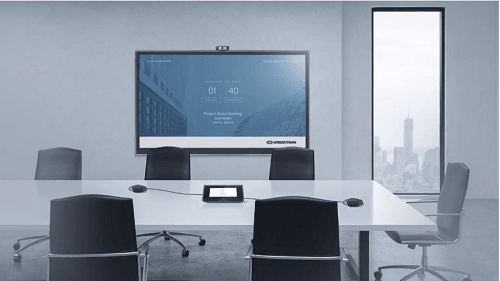 Crestron Mercury has brought a new breath to the online meeting technology market
